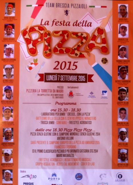 Festa della Pizza a Montichiari