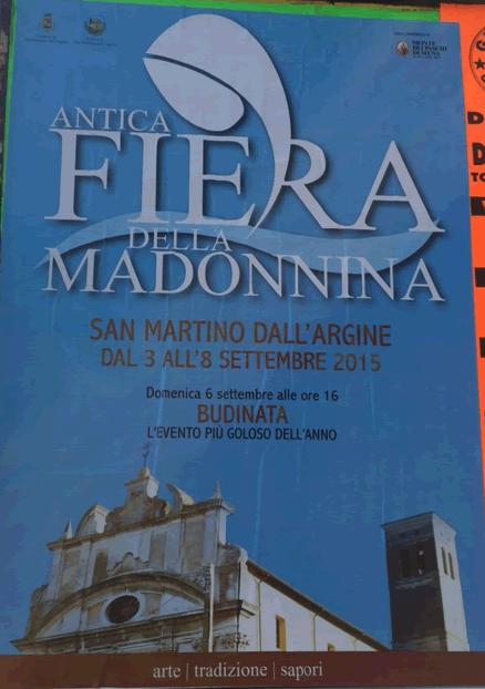 Fiera della Madonnina a San Martino dell'Argine