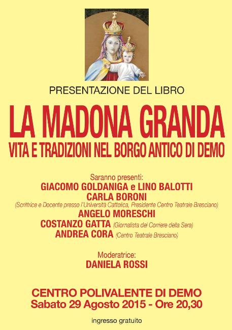 La Madona Granda a Demo