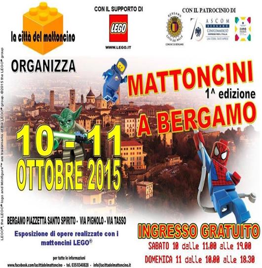 Mattoncini a Bergamo