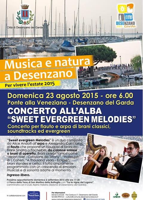 Musica e Natura a Desenzano