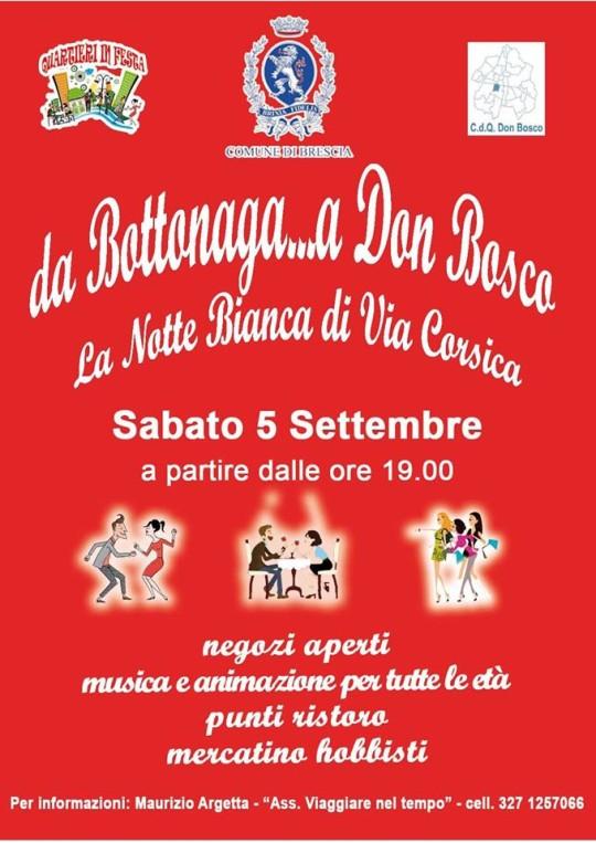 Notte Bianca a Brescia