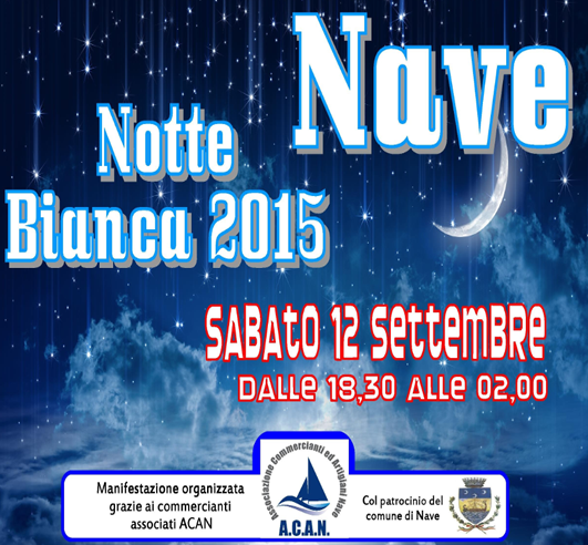 Notte Bianca a Nave