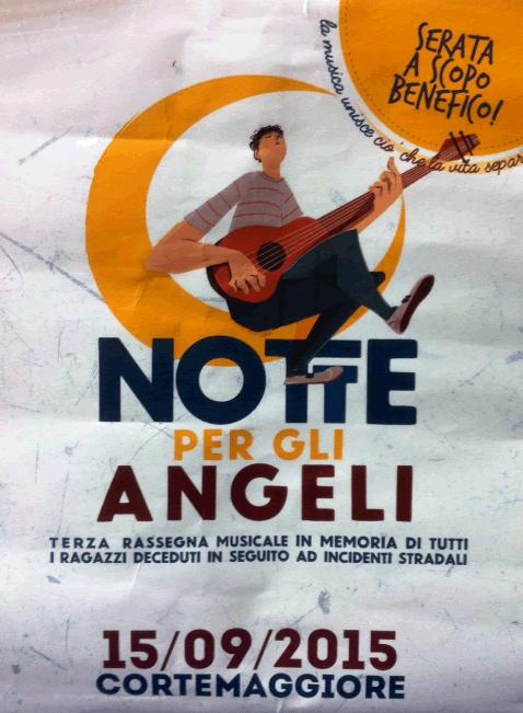 Notte per gli Angeli a Cortemaggiore