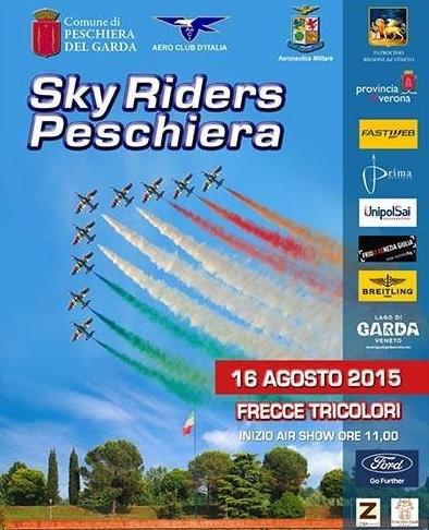 Sky Riders a Peschiera del Garda