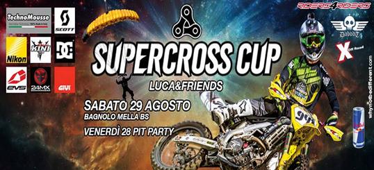 Supercross Cup a Bagnolo Mella