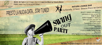 Swing Out Party a Nave