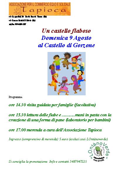 Un Castello Fiaboso a Darfo Boario Terme