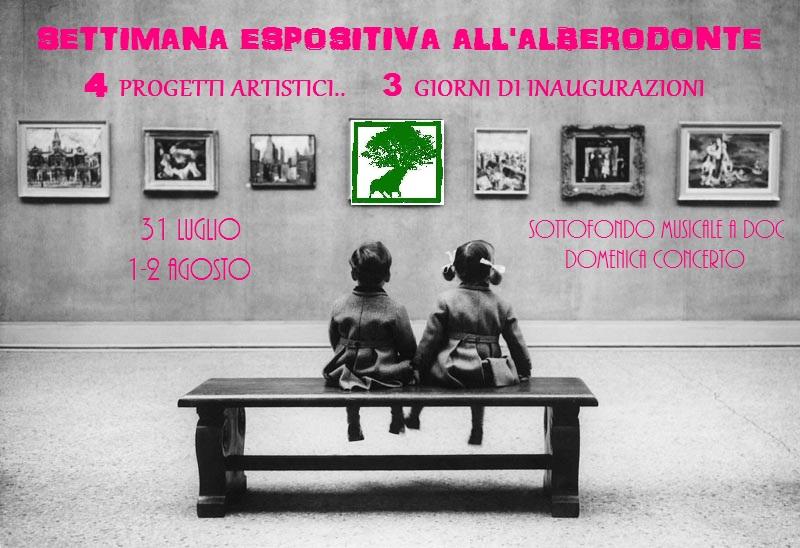 Settimana espositiva Alberodonte a Rodengo Saiano