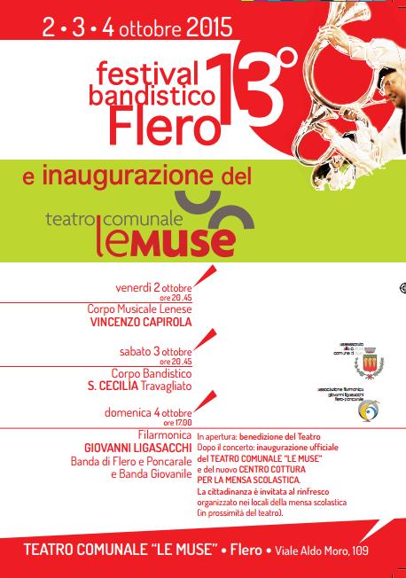 13 Festival Bandistico di Flero