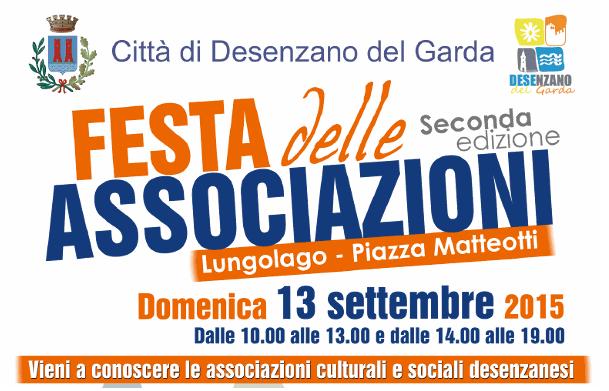 2 Festa delle Associazioni a Desenzano