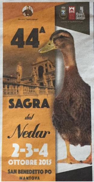 44 Sagra dal Nedar a San Benedetto Po MN