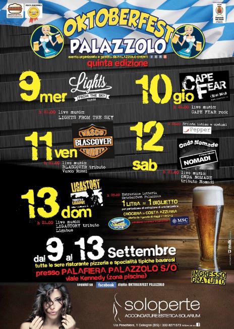 5 Oktoberfest Palazzolo