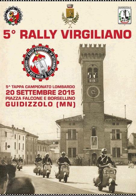 5 Rally Virgiliano a Guidizzolo MN