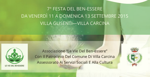 7 Festa del Ben-essere a Villa Carcina