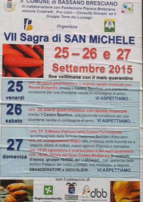 7 Sagra di San Michele a Bassano Bresciano