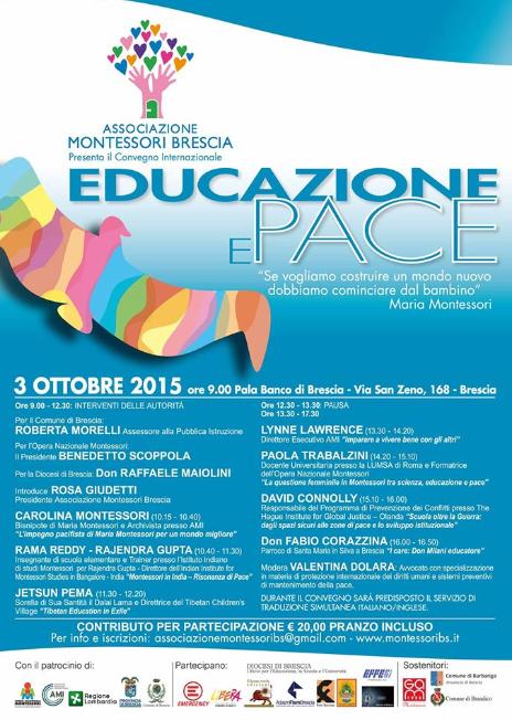 Educazione e Pace a Brescia