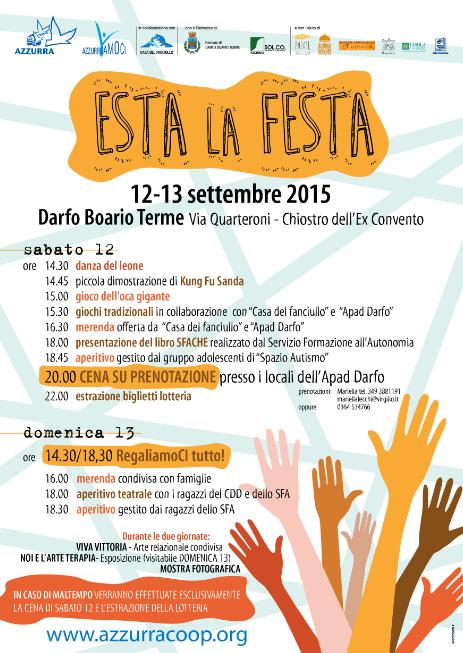 Esta la Festa a Darfo Boario Terme