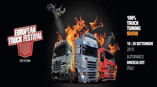 European Truck Festival a Castenedolo