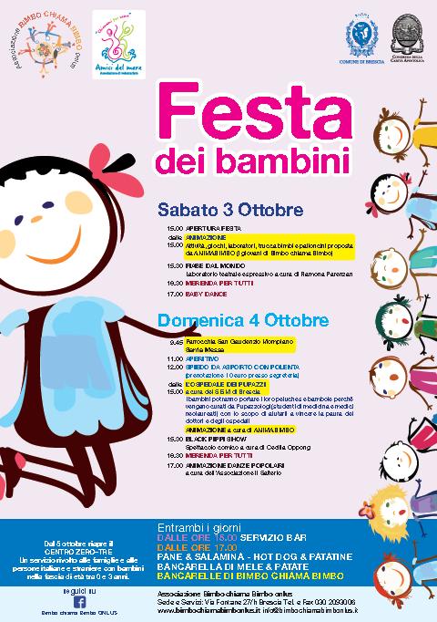 Festa dei Bambini a Brescia