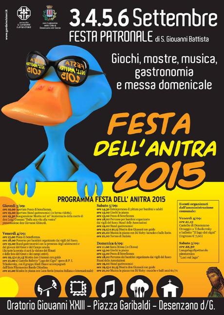 Festa dell'Anitra a Desenzano