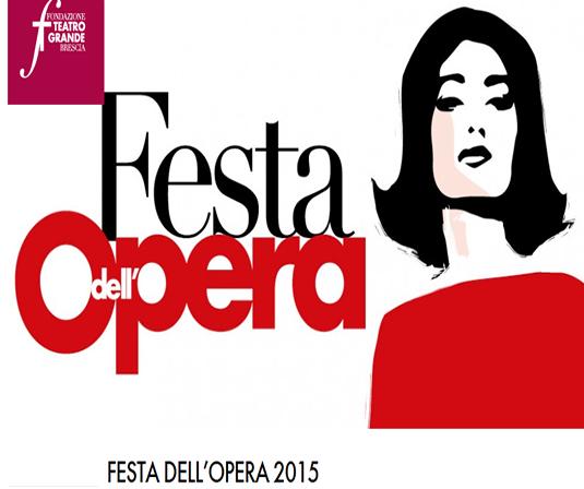 Festa dell'Opera 2015 a Brescia