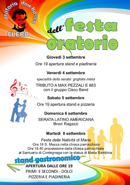 Festa dell'Oratorio a Flero