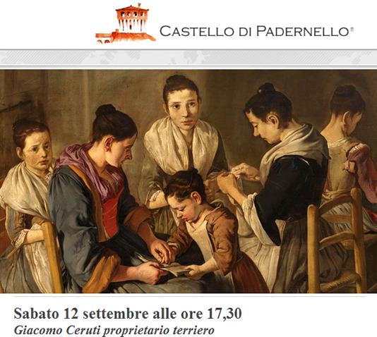 Giacomo Ceruti al Castello di Padernello