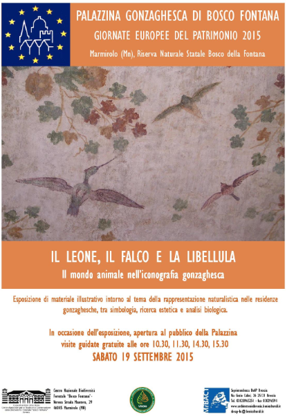 Giornata Europea del Patrimonio 2015 a Marmirolo MN