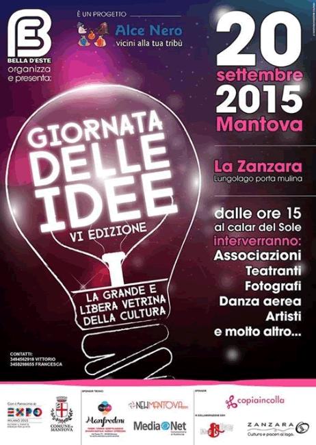 Giornata delle Idee a Mantova