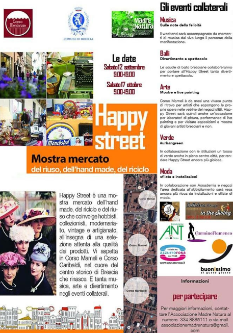 Happy Street  Brescia