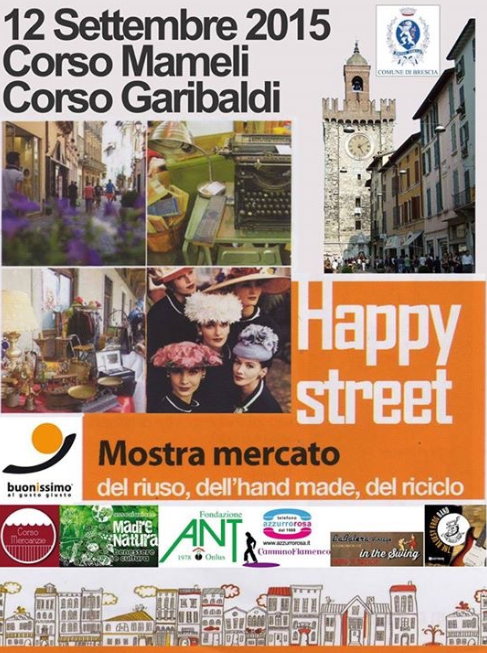 Happy Street a Brescia