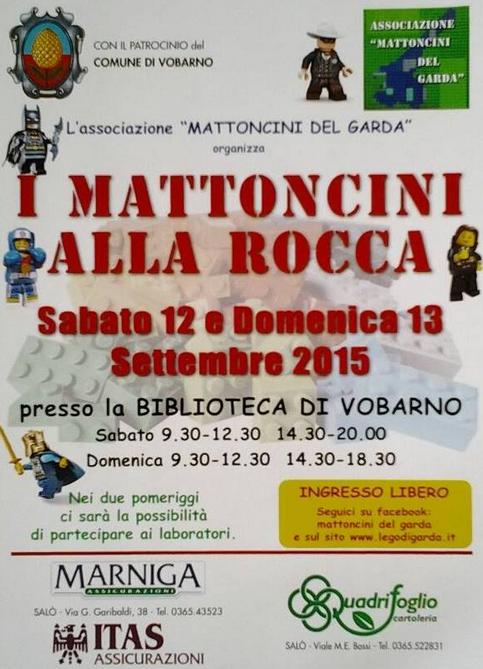 I Mattoncini Alla Rocca a Vobarno