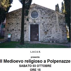 Il Medioevo Religioso a Polpenazze