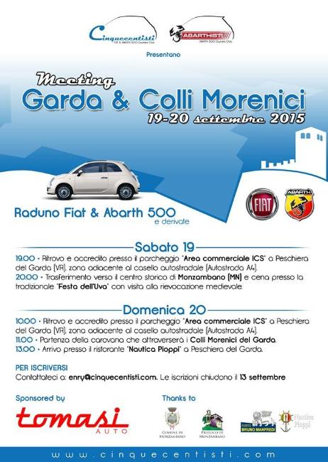 Meeting Garda & Colli Morenici