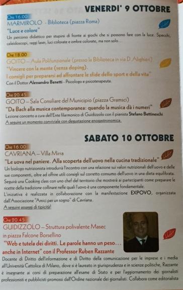 Mosaico Scienze Mantova