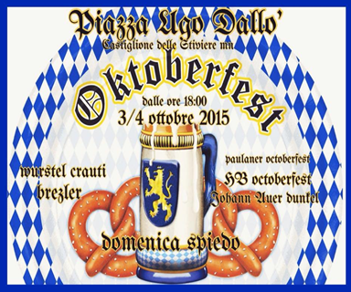 Oktoberfest a Castiglione delle Stiviere MN
