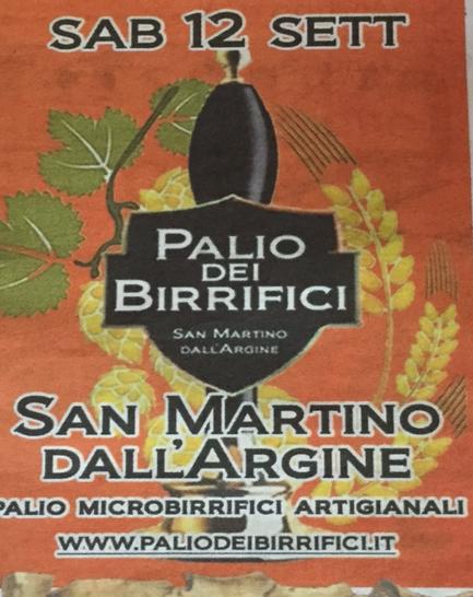 Palio dei Birrifici a San Martino dell'Argine