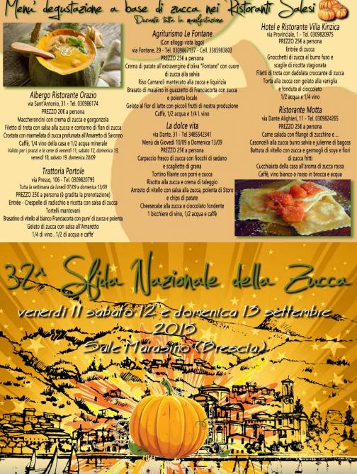 Sale in Zucca 2015 S Marasino
