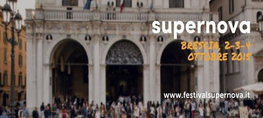 Supernova 2015 Brescia