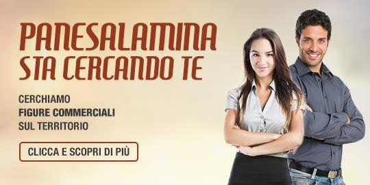 Panesalamina sta cercando commerciali