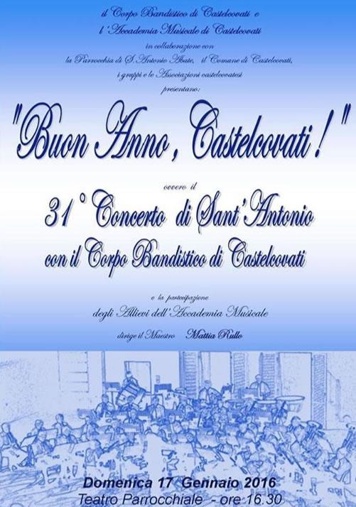31 Concerto di Castelcovati