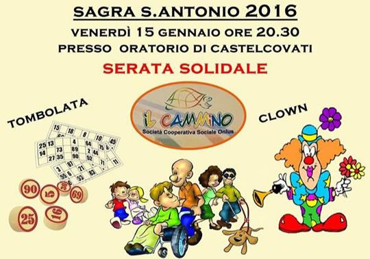 Sagara S. Antonio a Castelcovati