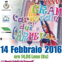 36 Carnevale di Leno