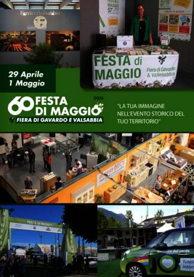 60 Festa di Maggio a Gavardo