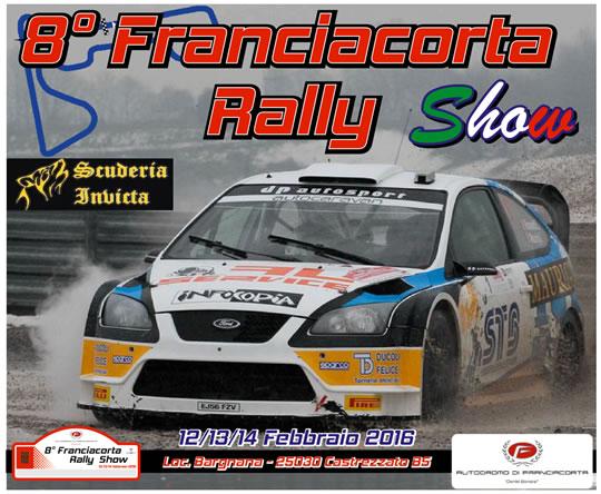 8 Franciacorta Rally a Castrezzato