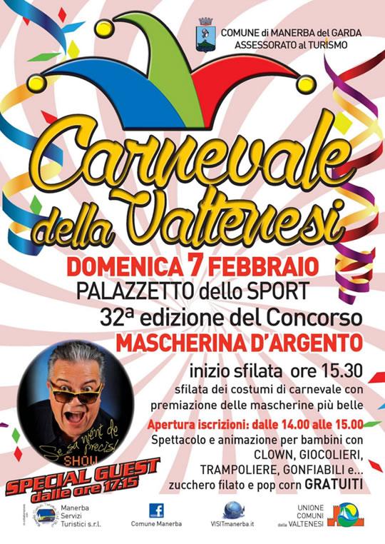 Carnevale della Valtenesi a Manerba