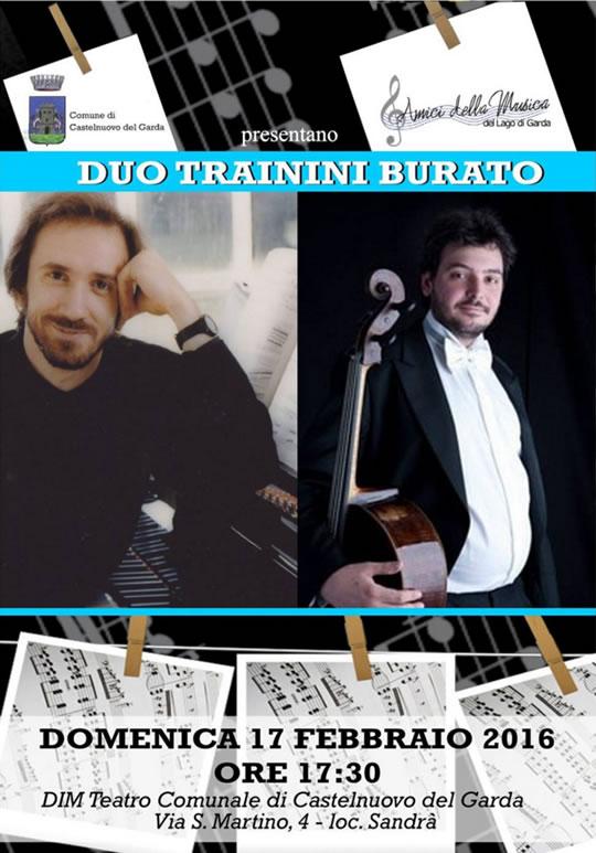 Duo Trainini Burato