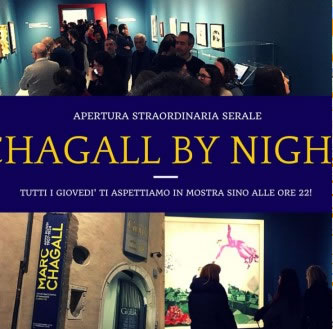 Hagall By Night a Brescia