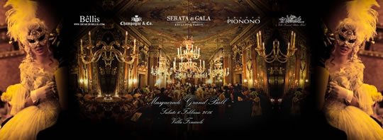 Masquerade Grand Ball a Rezzato